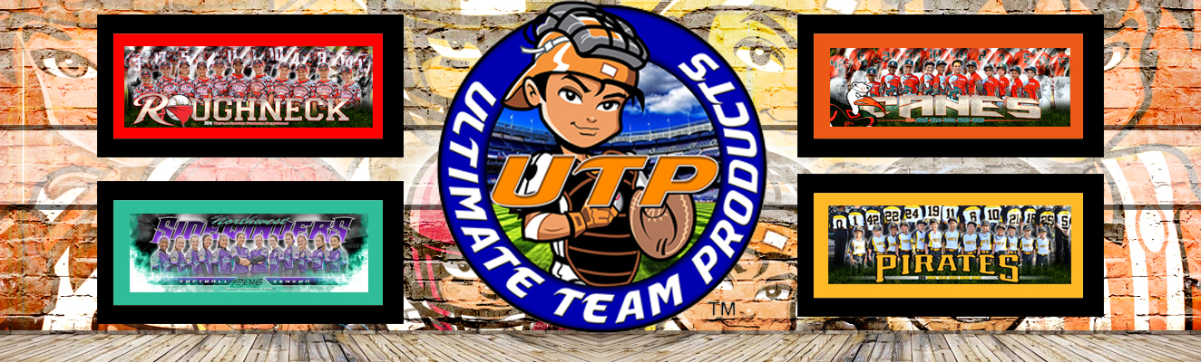 Ultimate Team Posters Logo